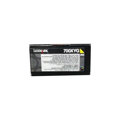 LEXMARK CS310 RP TONER CARTRIDGE YELLOW 4K